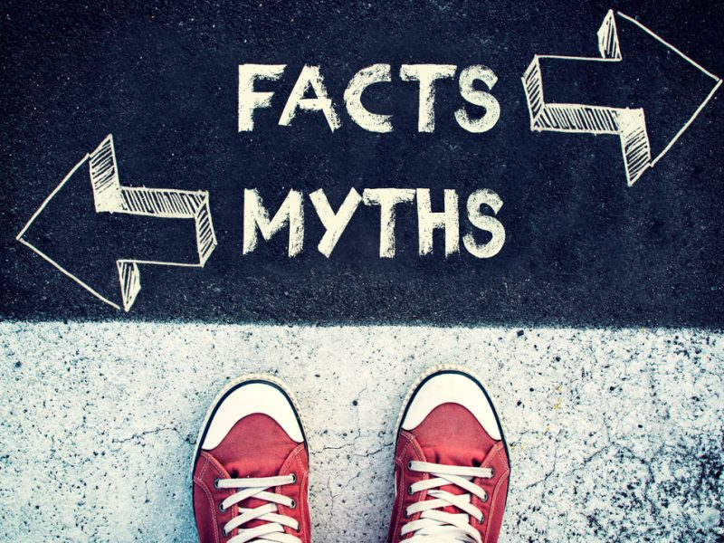 5 common myths about fasting